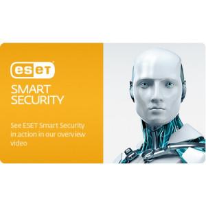 ESET Smart Security (1år) - 3 Anv Förnyelse