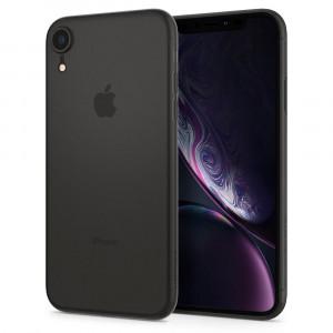 "Skal iPhone XR Spigen New iPhone 6.1"" Case Air Skin Black"