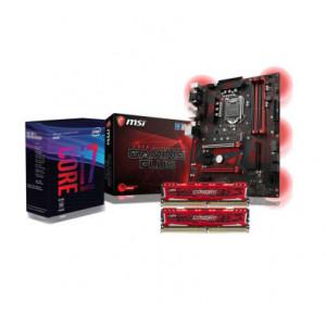 Uppgraderingspaket - COFFE LAKE i5-8700K Z370 16GB net2world