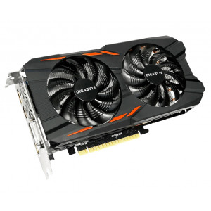 Gigabyte GeForce GTX 1050 Ti Windforce OC 4G GeForce GTX 1050 Ti 4GB GDDR5