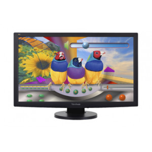 "Datorskärm Viewsonic Graphic Series VG2433-LED 23.6"" Full HD Svart"