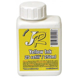 Refill Bläck 250ml Yellow
