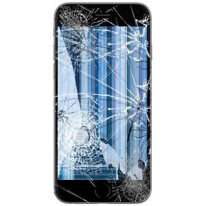 Skärmbyte iPhone 6S Glasreparation Class AAA