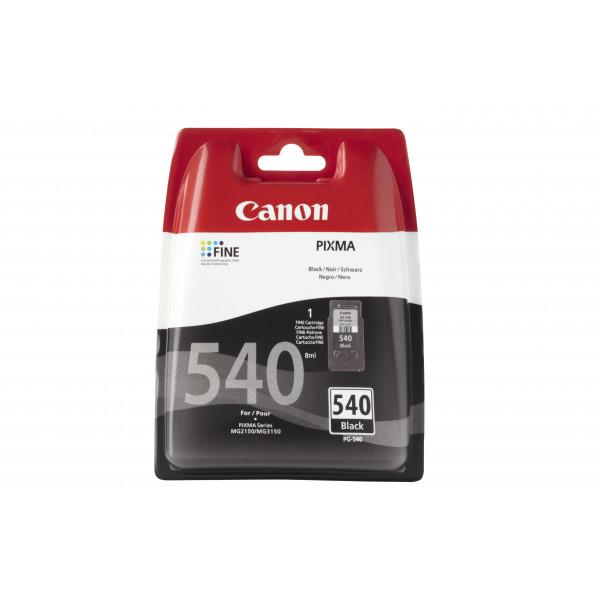 Canon PG-540 bläckpatroner Svart