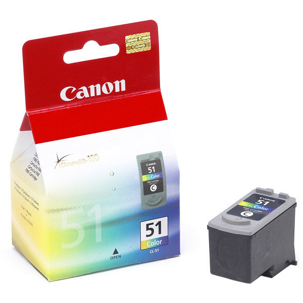 Canon CL-51 Color (Original) Stor kapacitet