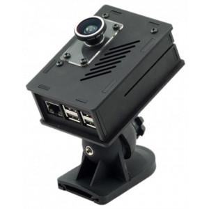Raspberry Pi Camera Box Bundle (Case, Lens & Wall Mount)