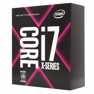 Processor Intel Core ® ™ i7-7800X X-series Processor (8.25M Cache, up to 4.00 GHz) 3.5GHz 8.25MB L3 Låda processorer