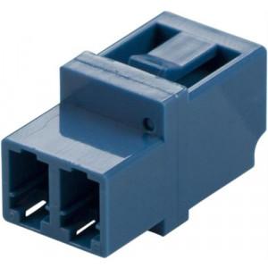 DELTACO skarvdon, fiber, LC-LC, singlemode, duplex, keramisk, plast