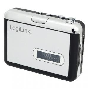 Kasettbandspelare med USB-anslutning till dator