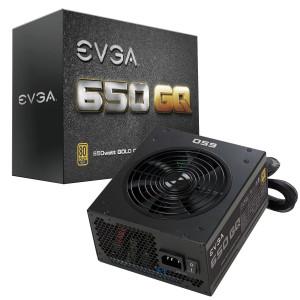Nätdel 650W - EVGA GQ net2world