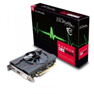 Sapphire 11268-01-20G Radeon RX 550 4GB GDDR5 grafikkort