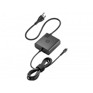 Laddare USB-C Travel Power Adapter 65W HP Dell Mac