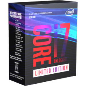 Intel Core ® ™ i7-8086K Processor (12M Cache, up to 5.00 GHz) processorer 4 GHz Låda 12 MB Smart Cache