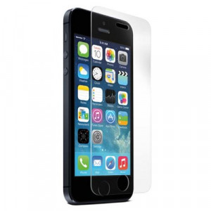 Skärmskydd - iPhone 5/5S/5C Härdat glas