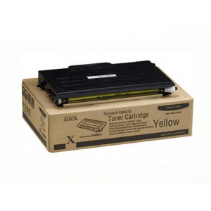 Xerox Toner 106R00678 Yellow Phaser 6100 (Original