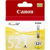 Canon CLI-521 Y Gul bläckpatroner