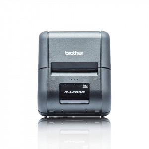 Brother RJ-2050 direkt termal Mobile printer 203 x 203DPI kassaterminaler/mobilskrivare