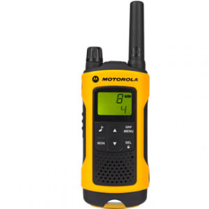 Motorola T80 Extreme Walkie Talkie 8channels tvåvägsradio
