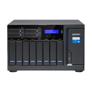 QNAP TVS-1282T3 NAS Torn Nätverksansluten (Ethernet) Svart