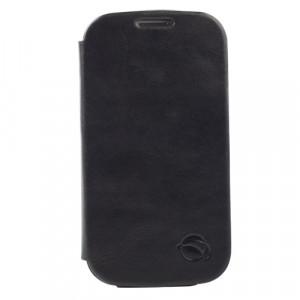 Fodral - Samsung Galaxy S4 - Krusell Kiruna svart
