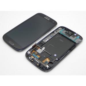 Skärm Samsung S3 LTE - Svart
