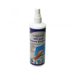 Rengöringskit 250ml sprayflaska för skärmar mm.