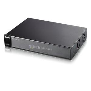 PoE Switch 8-portar - ZYXEL ES1100-8P