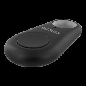 Bluetooth-tracker för nycklar, plånboken och bagaget, inbyggd kameraslutare, Android/iOS