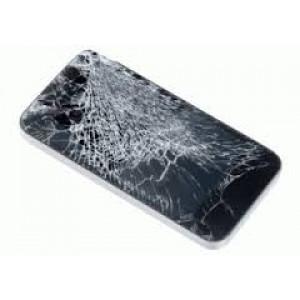 iPhone 6S Plus skärmglas komplett med touchscreen och LCD Digitizer