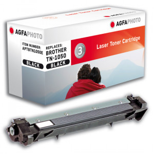 Brother Toner TN-1050 1000 sidor Svart