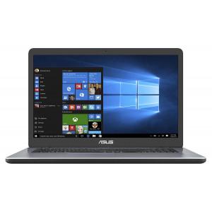 Bärbar dator 17.3 HD+/i3-6006U/HD520 8GB/128GBSSD+1TBHDD/noODD/W10 Asus X705UA-BX254T