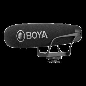 Mikrofon BOYA Compact Shotgun Mic