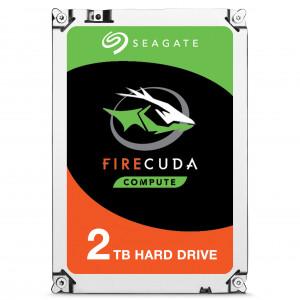 """3.5"""" Hårddisk 2TB - Seagate Firecuda SSHD"""