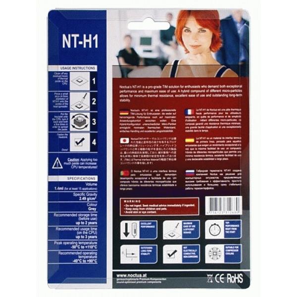 Kylpasta - Noctua NT-H1 Pro-grade