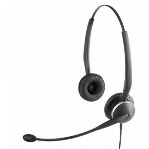 Headset Jabra GN2100 Binaural Huvudband Svart