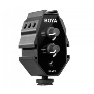 Ljudadapter BOYA Audio Adapter