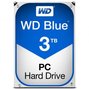 Western Digital Blue 3000GB Serial ATA III interna hårddiskar
