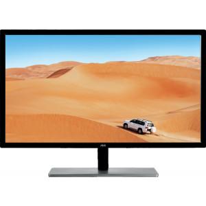 """AOC Value-line Q3279VWFD8 platta pc-skärmar 80 cm (31.5"""") Wide Quad HD LED Platt Svart"""