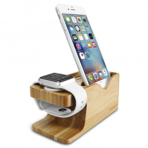 Spigen S370 Apple Watch+iPhone Stand