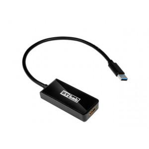 USB 3.0 till HDMI Adapter Externt Extra Grafikkort U-740