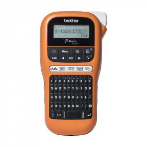 Brother PT-E110VP direkt termal Färg 180 x 180DPI etikettskrivare