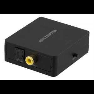 Ljudomvandlare från digital till analog med 3,5mm