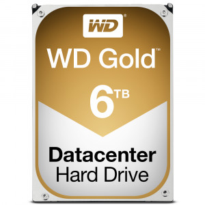 Western Digital Gold  6TB