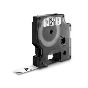 DYMO 12mm D1 Flexible Nylontape D1 etikett-tejp