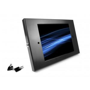 Maclocks iPad Enclosure Wall Mount, väggstativ för iPad, svart