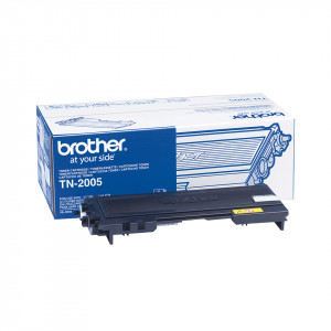 Brother TN-2005 Toner Cartridge 1500sidor Svart