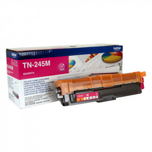 Brother TN-245M Laser cartridge 2200sidor Magenta lasertoners & patroner