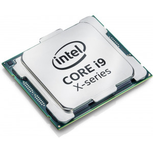 Processor Intel Core ® ™ i9-7900X X-series Processor (13.75M Cache, up to 4.30 GHz) 3.3GHz 13.75MB L3 Låda processorer