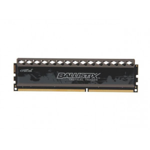 DDR3-1600 Crucial 8GB DDR3 1600 MHz (PC3-12800) CL8 1.5V Ballistix Tactical Tracer 8GB DDR3 1600MHz RAM-minnen