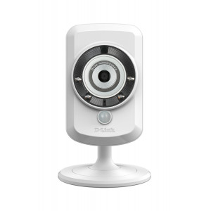 D-Link DCS-942L inomhus Vit bevakningskameror